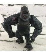 """Universal Studios King Kong 6"""" Action Figure By Playmates 2005  - $14.84"""