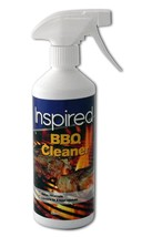 Inspired 500ml BBQ Oven Cleaner Grill Barbecue Cleaning Spray Sprayer De... - $10.58