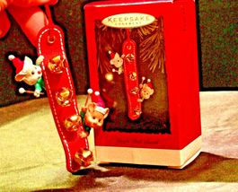 Hallmark Handcrafted Ornaments AA-191771D Collectible   ( 3 pieces ) image 6
