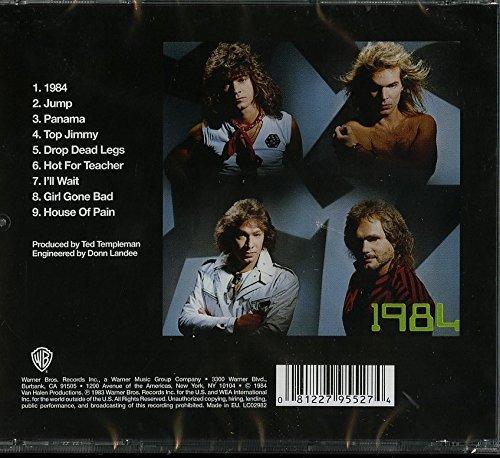 1984 Import Van Halen