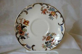 John Maddock & Sons Gladstone Cream Soup Bullion Cup Saucer Saucer Only - $3.46