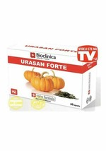 Urasan Forte Pumpkin Seed Complex for Urinary Disorders 60 tablets natural - $34.65