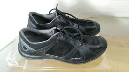 Merrell Aria Midnight Women's Size 7 lace-up Walking  Casual Athletic Sn... - $19.78