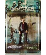 The Matrix Cypher Action Figure with Accessories by N2 Toys 1999 Joe Pan... - $39.59