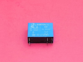 SMI-S-212DM1,  12VDC Relay, SANYOU Brand New!! - $6.48