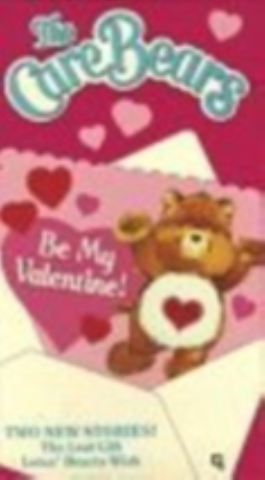 Care Bears:Be My Valentine Vhs
