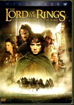 DVD - The Lord Of the Rings (The Fellowship Of The Ring) - $8.50
