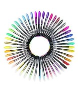 Ciaoed Glitter Gel Pens 48 for Kids Girls Boys and Adult,Glitter Neon Pa... - $14.87