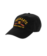 Harry Potter Embroidered 'Hogwarts Quidditch World Cup' New Cap / Hat - $11.88