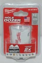 Milwaukee Product Number 49560072 Bi Metal Hole Saw Hole Dozer image 1