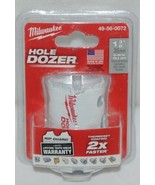 Milwaukee Product Number 49560072 Bi Metal Hole Saw Hole Dozer - $9.37