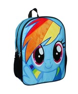 """MY LITTLE PONY Girls 16"""" Lights & Sound Backpack w/ Optional Insulated L... - $9.89+"""