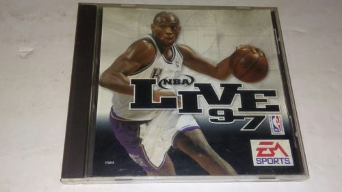 NBA Live 97 PC 1996 Vintage Windows 95 Basketball Video Game - $51.52