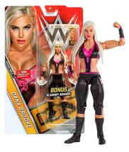 "WWE Dana Brooke with Bonus Slammy Award 6"" Figure New in Package - $11.88"