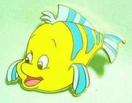 Disney WDCC Little Mermaid Flounder Promo Pin - $25.95