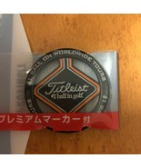 Titleist Golf Ball Premium Marker 2019 ProV1 ProV1x Campaign NOT FOR SAL... - $44.55