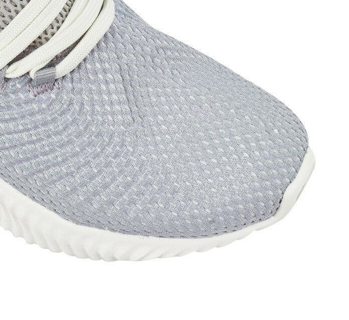 adidas alphaBOUNCE Instinct Women's Running Shoes Gray Fitness Gym NWT F36732 image 5