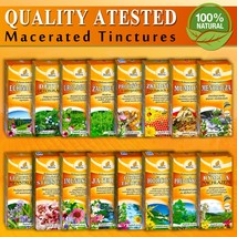 Organic Herbal Macerated Tincture Folk Extract Handcrafted Natural Stron... - $24.95