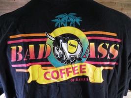 Bass Arsch Kaffee Of Hawaii T-Shirt GRÖSSE L - $14.53