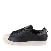 Herren Adidas Superstar 80s Vh Schwarz Weiß Q34600 - $99.98