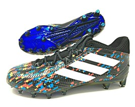 Adidas Freak Carbon Low Mens Football Cleats Limited Edition Multi-Color... - $75.00