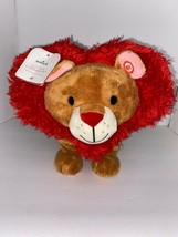 Hallmark Little Lionheart Animated Lion Plush Sings Tone Loc Wild Thing ... - $22.72
