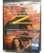 The Mask of Zorro DVD 2005 Deluxe Edition Brand New - $1,086.03