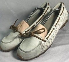 Merrell Marina Silver Birch Size 9.5 EUR 40.5 Performance Footwear shoes - $32.00