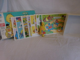Sesame Street Light and Learn letters and numbers Game  Milton Bradley - $14.02
