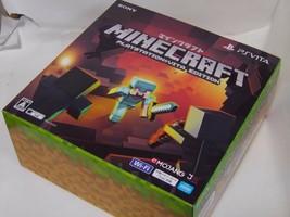 SALE PlayStation Vita Wi-Fi Console System Minecraft Special Bundle Edition - $351.88 CAD