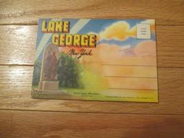 Greensboro North Carolina NC Souvenir Travel Folder Postcard Views 2 sided  - $10.99