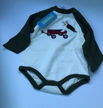 Gymboree One Piece Long Sleeve Dog  - size 12-18 Months - $12.99