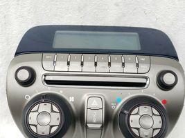 10-15 Camaro Radio OEM Climate Control AC Faceplate Display P/n 20990311 image 4