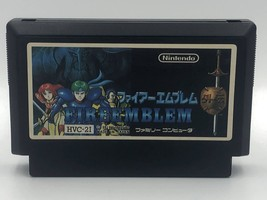 Fire Emblem Gaiden Nintendo Famicom NES Japan 1991 original Japanese side story - $18.39