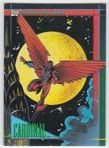 M) 1993 Marvel Comics Skybox Trading Card #21 Cardinal - $1.97