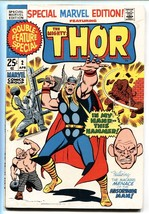 Special Marvel Edition #2-1971-Thor-Absorbing Man-comic book - $25.22