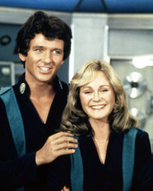 Patrick Duffy and Belinda Montgomery in Man from Atlantis 16x20 Canvas Giclee - $69.99