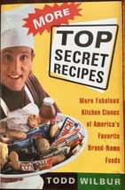 Top Secret Recipes More and Top Secret Recipes Lite Todd Wilbur 2 Paperbacks  image 3