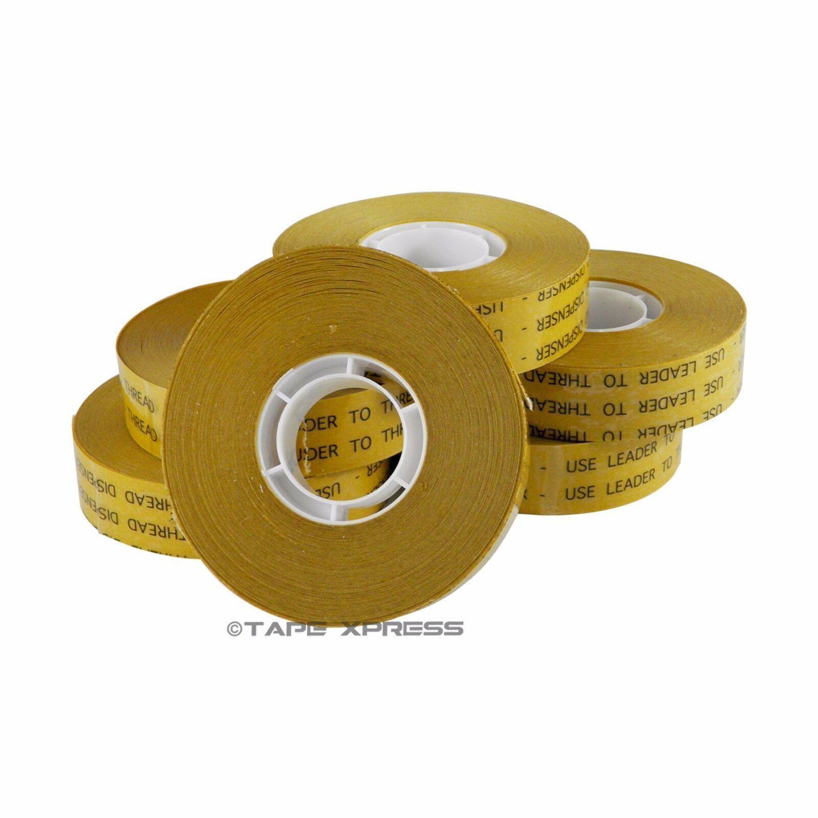 "6 rolls 3/4"" ATG Adhesive Transfer Tape (Fits 3M Gun) Photo Crafts Scrapbooking"