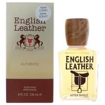 Dana English Leather 8oz After Shave Splash (Rare) - $35.53