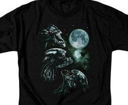 Aliens t-shirt Alien howling retro Sci-Fi horror movies graphic tee TCF644 image 2