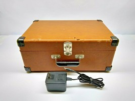 Crosley Portable Suitcase Turntable Model CR49 - $56.25