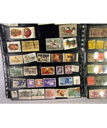 Over 100 Older Cancelled US Postage Stamps - $14.99