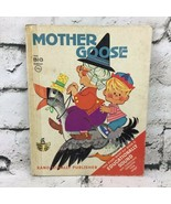 Vintage 1967 Mother Goose By Rand McNally A Start Right Elf Book - $9.89