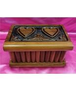 TURKISH PUZZLE MAGIC TRICK SECRET JEWELERY BOX CASE WOOD PANDORA HANDMAD... - $39.58