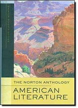 The Norton Anthology of American Literature (Shorter Seventh Edition) [A... - $19.88