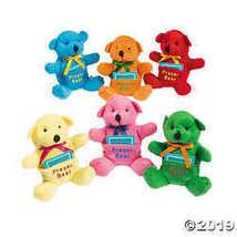 Fun Express Plush Prayer Bears - $21.99