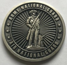ARMY National Guard Air Nat'l Guard OIF Op Iraqi Freedom Citizen Soldier Coin - $39.59