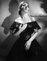 * Maria Callas Signed Photo 8X10 Rp Autographed Picture Soprano - $19.99