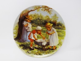 "Knowles ""Office Hours"" Collectible Plate - I Remember Series - $16.14"